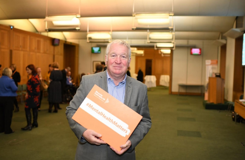 Rt Hon Sir Mike Penning - Muscular Dystrophy