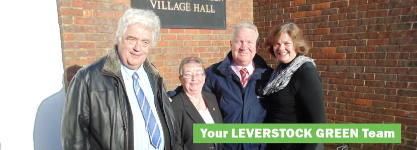 Leverstock Green Conservative Team