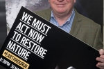 Sir Mike Penning MP Earth Hour